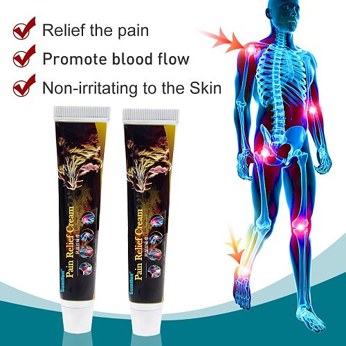 5pcs Analgesic Cream Tiger Balm For Muscle Joint Rheumatoid Arthritic Body Pain Relieving Pain Relief Patch Medical Ointment