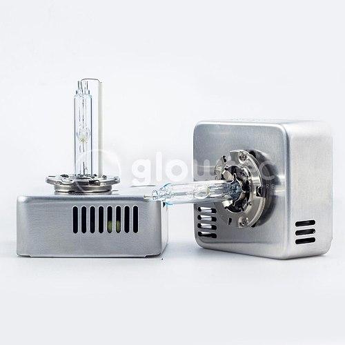 High bright 3651lm XENON D5S bulb Genuine D5S 5500K 35W 12V Xenon HID Bulb Headlight 3F19 Lamp Replacement GLOWTEC