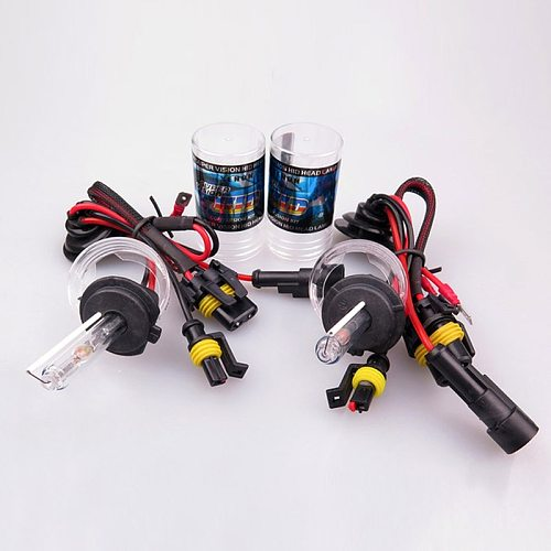 2pcs 35W 55W Xenon D2H HID Conversion Kit H1 H7 H11 9005 Bulb Auto Car Headlight Lamp 3000k 4300K 6000k 8000K 12000K