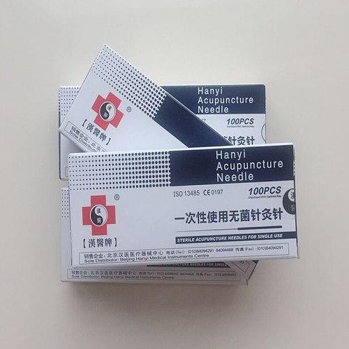 0.17/0.18/0.20/0.25/0.30mm Hanyi acupuncture needle disposable needle beauty acupuncture massage needle