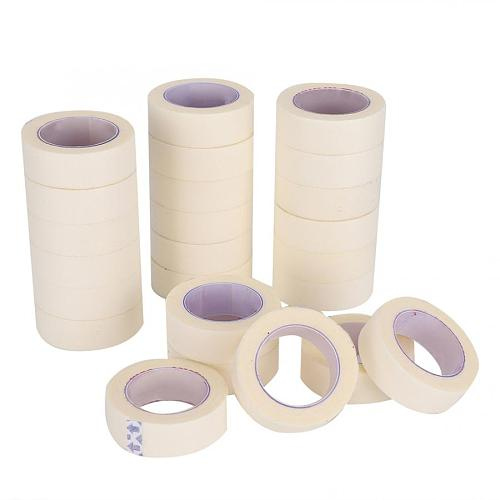 24pcs/box 1.25x910cm Medical Surgical Tape Breathable Adhesive Plaster Tape Bandage for Wound Dressing Fixation