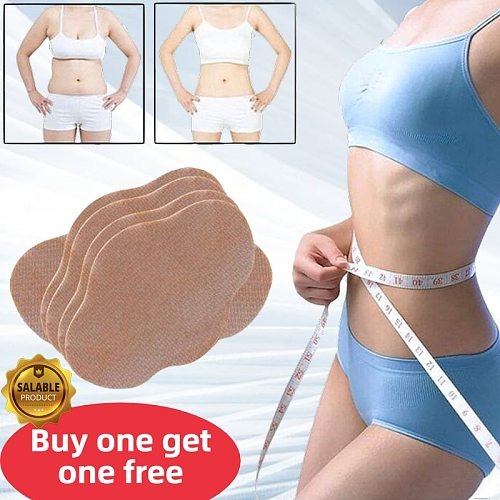 5/10/15PCS Hot 30 Days Quick Slimming Patch Belly Slim Patch Abdomen Slimming Fat Burning Navel Stick Weight Loss Slimer Tool