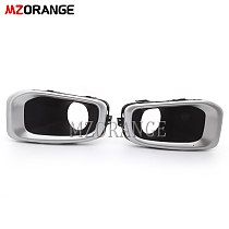 for Jeep Renegade 2015-2018 fog lights headlight cover fog light frame headlights fog lamps foglights foglight Grille Grilles