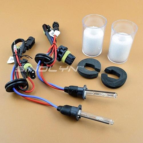 Sinolyn HID Xenon H7 H11 H1 9005 9006 H3 For Projector Headlight Lens Fog Light Car Accessories Tuning 4300K 6000K 8000K 12V 35W