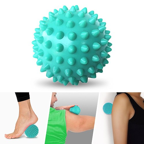Massage Foot Massager Roller Massage Yoga Sport Fitness Ball for Hand Leg Back Pain Therapy Deep Tissue Trigger Point Recovery