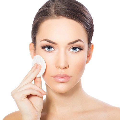 Makeup Remover Pads Reusable Cotton Pads Make Up Facial Remover Bamboo Fiber Facial Skin Care Nursing Pads Skin Cleaning Pads