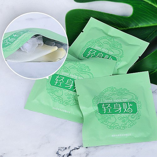 30pcs Moxa Navel Sticker Chinese Medicial Therapy Women Gynaecology Warm Uterus Irregular Menstruation Moxibustion Plaster