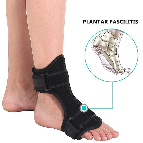 Pain Relief Bone Care Adjustable Foot Tool Orthosis Plantar Fasciitis Dorsal Splint Brace Stabilizer Ball Tools Parts