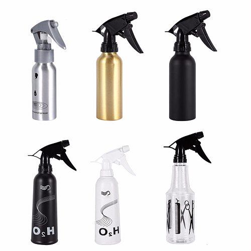 60/200/350/450ml Hairdressing Spray Bottle Empty Bottle Refillable Mist Bottle Salon Barber Hair Tools Water Sprayer Care Tools