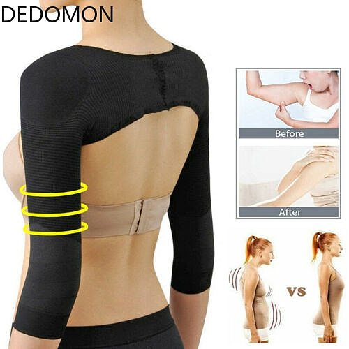 Arm shaper Back Shoulder Corrector Weight loss Slimming Underwear  Shapers Anti Cellulite Humpback Prevent Arm Control Adelgazar