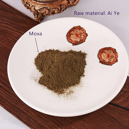Cofoe Foot Bath Powder 20pcs Aiye Foot Bath Pack Chinese Medicine SPA Body Detox Dispelling Cold &Clearing Damp Skin Treatment