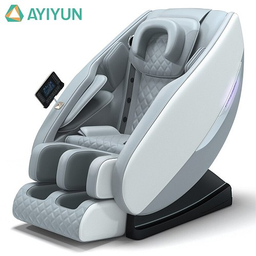 AYIYUN Full Body 4d Zero Gravity Electric Portable Recliner Price Leather Parts Luxury Cheap  Machine Foot Massage Chair 6655