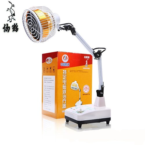 220V 250W Desktop TDP Infrared Heat Lamp Heating Therapy Light Therapeutic Pain Relief Health Bulb Physiotherapy Instrument