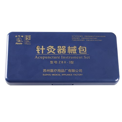 Huatuo Acupuncture Instrument Set Reusable Acupuncture Needles Package Massage needles