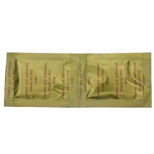 Detox Foot Patch Golden Premium Detox Foot Pads Improve Sleep Slimming Pads Anti-Swelling Herbal Cleansing Patch