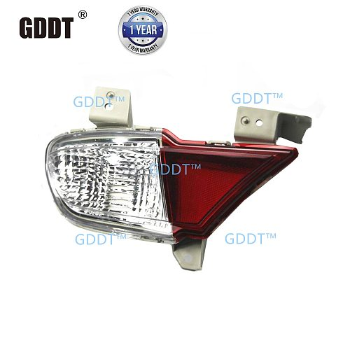 1 Piece REAR FOG LAMP FOR PAJERO SPORT REAR BUMPER Light FOR MONTERO SPORT Parking LAMP Warning Lights for Shogun Sport