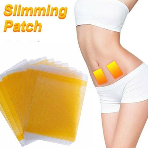 50pcs/box Weight Loss Slim Patch Navel Sticker Slimming Product Fat Burning Weight Lose Belly Waist Plaster Person Care Supplies