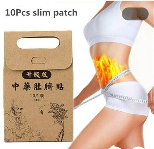 30 20 10PCS Slimming Patch Chinese Medicine Weight Loss Slimming paster Slim Patchs Pads Detox Adhesive Belly Slim Fat burner