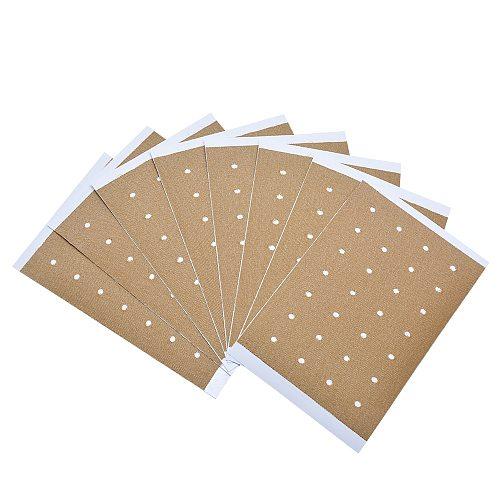 Sumifun 8PCS/Bag Capsicum Plaster Muscle Strain & Sprain Pain Relief Simple Backache Wrist Arthritis Bruise Pain Pacth K02001