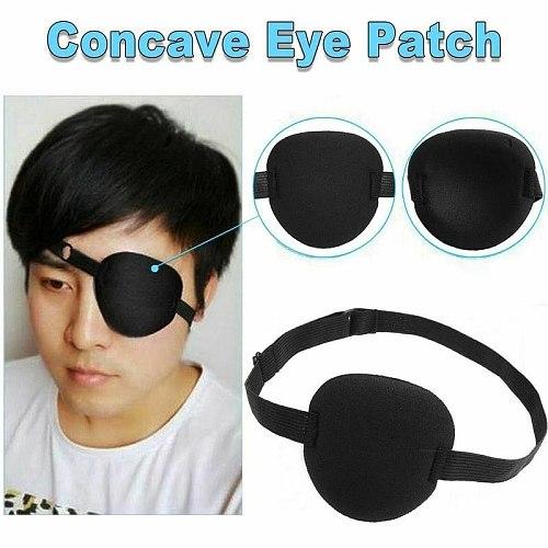 1pc Cyclops Pirate Makeup Eye Mask Eye Patch Children Groove Amblyopia Strabismus Full Cover Single Eye Mask Eye Care