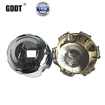 1 Piece Wheel Center Caps Chrome with Holder for PAJERO and Sport Wheel Cover for MONTERO Sport 1990-2004 L200 for Shogun