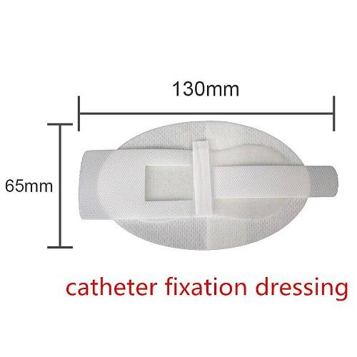 Non-woven Adhesive Holder Foley Catheter Holder Homecare Fixed Stick Catheter Care Sterilized Fixed Tube
