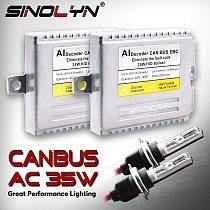 EMC Xenon Canbus Error Free HID Conversion Kit D2S H7 H1 H3 H11 9005 D2H AC Ballast For Headlight Fog Lights 4300K 6000K 8000K