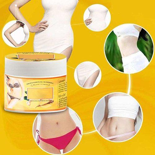 Ginger Fat Burning Cream Anti-cellulite Full Body Slimming Weight Loss Massaging Cream Leg Body Waist Effective Reduce Cream  M2
