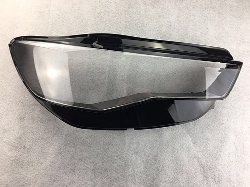 Auto Head Lamp Light Case For Audi A6 C7 2015-2018 Car Front Headlight Lens Cover Lampshade Glass Lampcover Caps Headlamp Shell