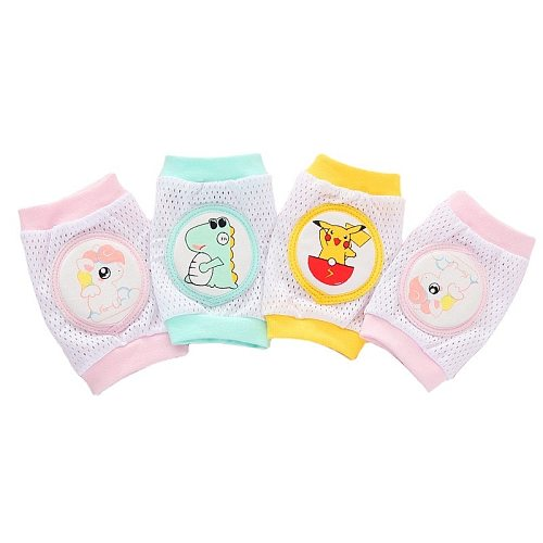 Free shipping Baby's Kneecap Baby Crawling Children's Knee Pad Cover Spring and Autumn Anti-Fall Crawling Toddler
