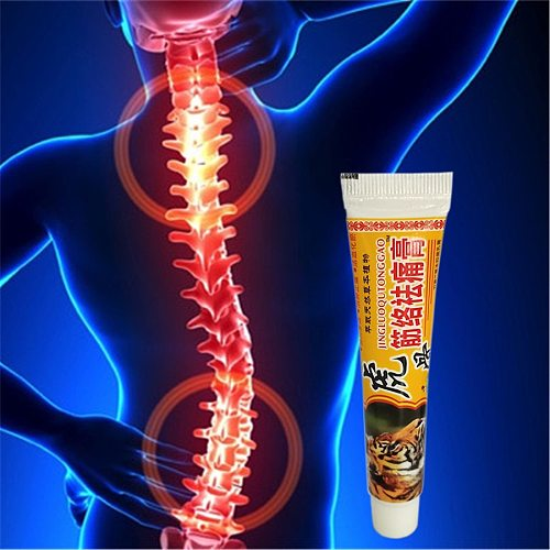 2020 Tiger Bone Analgesic Plasters Orthopedic Relief Pain Ointment For joint knee Pain Lumbar Neck Pain ciatica Creams Medicated