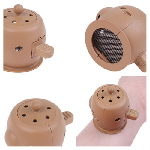 New 1Pc   Box   Moxa Sticks Burner Heating Massage   Therapy Mini Moxa Tube Women Massager