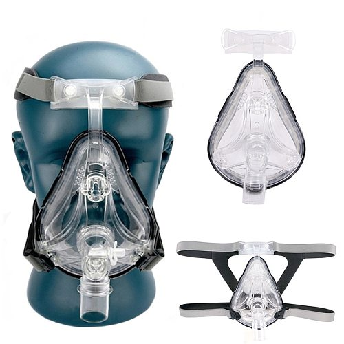 Face Mask CPAP Stop Snoring NM2NM4 Nasal Mask For CPAP Mask Sleep Snore Respirator Strap with Headgear Breathe