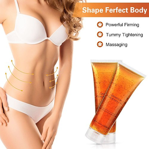 1/2/3pcs Conductive Slimming Gel for Ultrasound Cavitation EMS Body Slimming Machine Cream Weight Loss Anti Cellulite Fat Burner