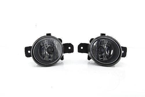 2pcs led Fog Lights for Renault Symbol Clio Master Laguna Grand 1998-2015 Halogen headlight LED headlights foglights DRL