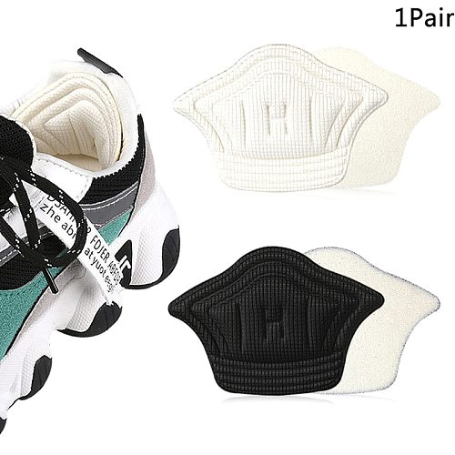 2PC Crash Insole Patch Shoes Back Sticker Anti-wear Feet Pad Cushion Anti-dropping Sport Sneaker Heel Anti Blister Friction