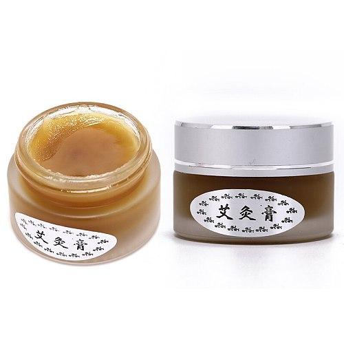 Oil Relief Arthritis Neck/ Back Pain Moxa Moxibustion Cream Balm Mugwort Skin Care Repair Products Essential Massage