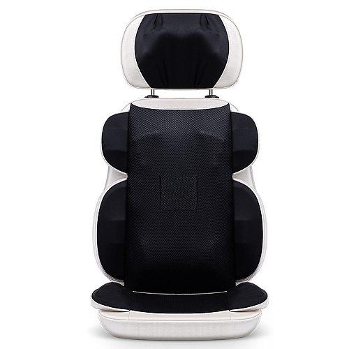 Electric Vibrating Full Body Massage Cushion Neck Back Waist Hip Leg Massage Chair Heating Massage Muscle Stimulator massager