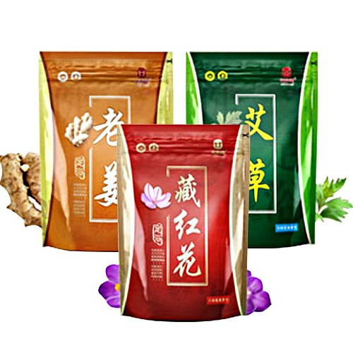 Health Care Foot Bath Foot Bath Powder Saffron  Ginger Moxa Foot Bath Powder Deodorizing Cold Removing Dampness Foot Bath Care