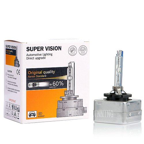 2 PCS 12V 35W HID Bulb CBI HID xenon headlight D1S D2S D3S D4S D1R D2R D3R D4R Xenon lamp light 4300K 6000K 8000K