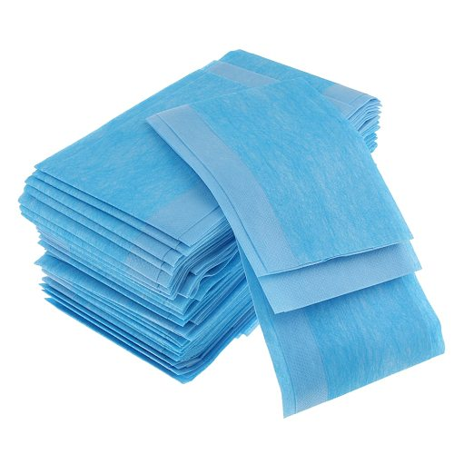 60pcs Patient Absorbent Disposable Non-Woven Underpad Bed Pad Anti-seepage Pad Waterproof Incontinence Bed Pads