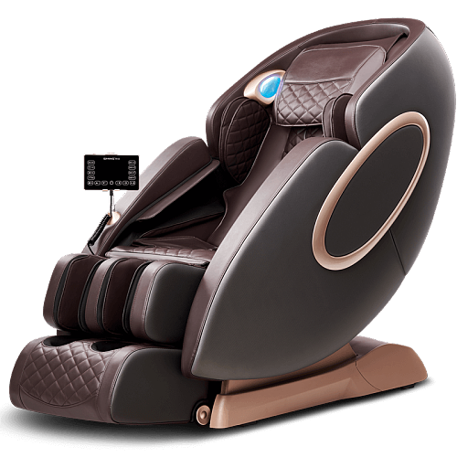 SMing 950L Electric Luxury Zero Gravity 3D Massage Chair Full Body SL Multifunctional Massage Chairs with Negative Ion Function