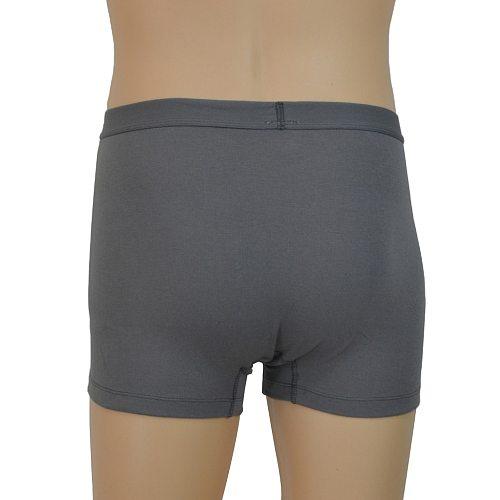 Soft Reusable Washable Underwear Incontinent Pants for Elder Men