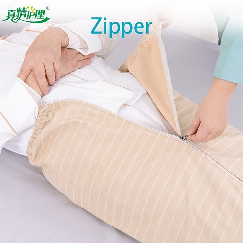Medyeye Adult Reusable Waterproof Apron Underpads For Bedridden Patient Incontinence Urine Bed Pad