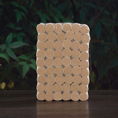1 Set of 54pcs Moxa Bar Natural Moxa Sticks Moxa Rolls Wild Handmade 10/1 Chinese Wormwood Smokeless Moxibustion Therapy