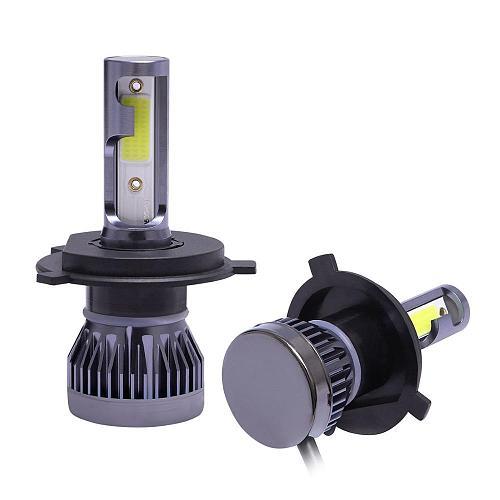 2 Pcs Car Led Headlight 12000LM H1 H3 H7 H8 H9 H11 9005 HB3 9006 HB4 9012 H4 9003 Hi/Lo 3000K 6000K 8000KAuto head Lamp Bulb