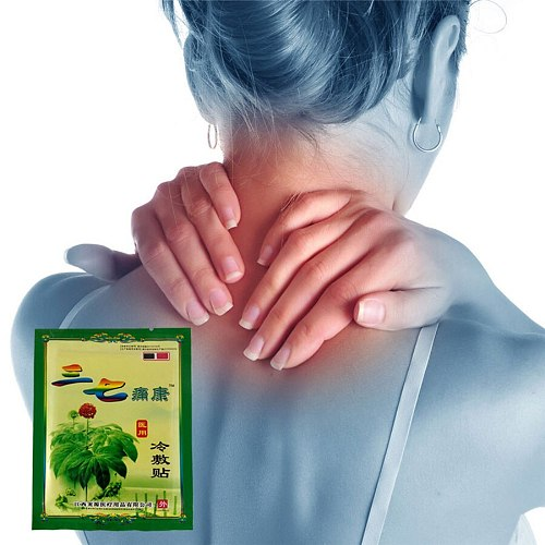 24Pcs Medical Herbs Plaster Knee pain relief Adhesive Patch muscle/Joint/Back Medicated Plaster Pain Relieving
