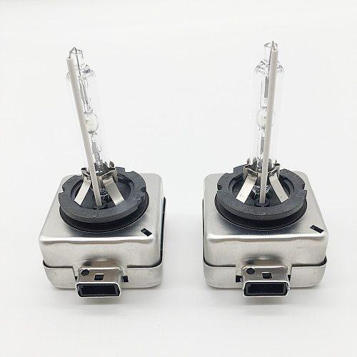 2 pcs D1S HID Kit Xenon Bulbs Replacement Car Light 12V 35W D1S 5000K Lamps 4300K 6000K 8000K 10000K Headlamps