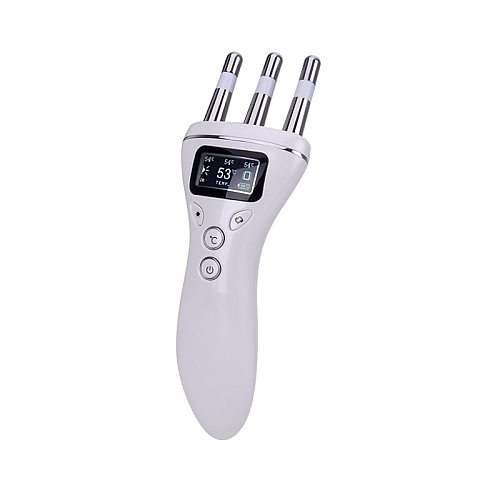 Portable handheld vibration infrared heating beauty and health care multifunctional instrument