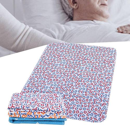 3color Urine Mat Reusable Adult Diaper Insert Liners Cloth Baby Nappy Diaper Pad Washable Thicken Elder Incontinence Urine Mat